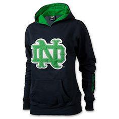 Notre Dame Fighting Irish NCAA Women's Hoodie