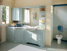 Bagno Shabby Chic Azzurro : 95 best history of cerasa images on pinterest bath room bathroom