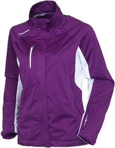 SUNICE Danielle FLEXVENT Performance Full Stretch Waterprrof Jacket available in 3 colors (free shipping) www.golf4her.com/...