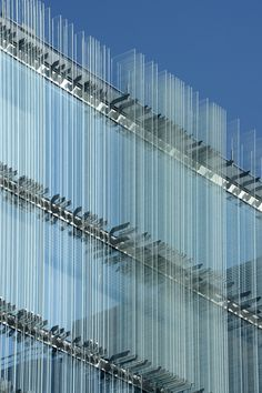 Gallery of This Building Saves Energy with a Pioneering Triple-Layer Glass Facade - 6