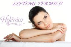 LIFTING TERMICO (EFECTO LIFTING NO INVASIVO) Recupera el contorno del rostro, tensa la piel, tonifica los músculos Tratamiento que combina los beneficios de la Radiofrecuencia dinámica activa: activador de colágeno (colagénesis) con la aplicación posterior de Crioterapia. La aplicación de frío- calor provoca la contracción del tejido y estimula la producción de colágeno y elastina con lo que se logra un EFECTO LIFTING INSTANTÁNEO no invasivo con resultados inmediatos, efectivos y seguros.
