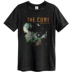 Cure Disintegration Slim Fit T-shirt