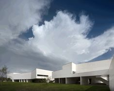 Nadir Afonso Contemporary Art Museum by Álvaro Siza Opened its Doors in Chaves, Portugal | ArchDaily