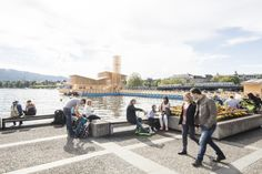 On June 11th, the European Biennial of Contemporary Art, also known asManifesta,began its 100-day stint in this edition's host city, Zurich,...