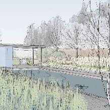 Garden Design by Jon Sims.  Winner at the SGD Awards 2012