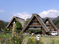 Shirakawa-go, Japón. Más en diariodeabordoblog.com