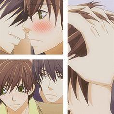 gif love my gifs anime otp kiss hug gif set nostalgia sekai ichi hatsukoi sekaiichi hatsukoi takano masamune onodera ritsu yaoi bl boys love takano onodera boy x boy sih takano x onodera yaoifountain endless list of otps
