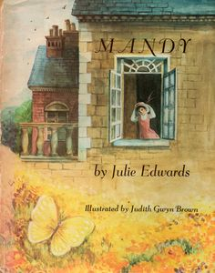 my vintage book collection (in blog form).: Mandy - illustrated by Judith Gwyn Brown
