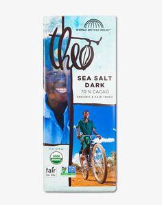 Sea Salt 70% Cacao | Theo