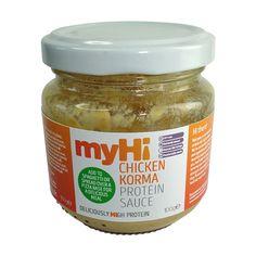 myHi Chicken Korma Protein Sauce