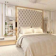 Boho bedroom and bedroom inspirations Hotel Bedroom Design, Master Bedroom Interior, Bedroom Furniture Design, Home Decor Bedroom, Modern Luxury Bedroom, Modern Bedroom Design, Luxurious Bedrooms, Ethnic Decor, Online Deals