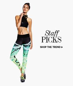 Stylerunner - the leading destination for the world's most coveted activewear