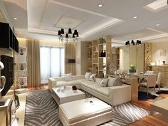 Những mẫu thiết kế nội thất chung cư sáng tạo, tinh tế mang đến một không gian sống sang trọng, lịch lãm cho gia đình bạn