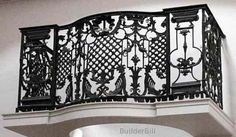 Wrought Iron Door Hinges