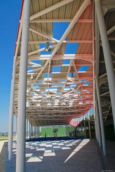 Sport City in Xativa / ACXT