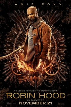 New Robin Hood character posters have been released for Lionsgate's upcoming action-adventure movie starring Taron Egerton and Jamie Foxx. 2018 Movies, Hd Movies, Movies And Tv Shows, Robin Hoods, See Movie, Movie Tv, Medieval, Movie Guide, Adventure Film