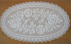 Crochet Doily Patterns, Crochet Doilies, Chrochet, Filet Crochet, Knitted Blankets, Bambi, Diy And Crafts, Projects To Try, Knitting