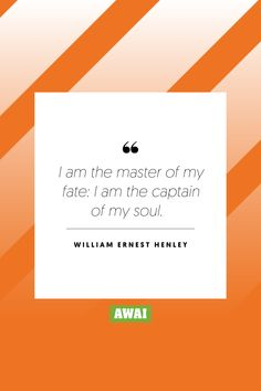 """""""I am the master of my fate. I am the captain of my soul."""" - William Ernest Hemingway   Get your creative juices flowing w/ AWAI writing prompts. Get writing prompts, copywriting training, freelance writing support, and more at awai.com!   #awai #writerslife #freelancewriting #copywriting #writing Writing Skills, Writing Prompts, Creative Writing Inspiration, Freelance Writing Jobs, Writing Assignments, Ernest Hemingway, New Career, Writing Quotes, Financial Goals"""