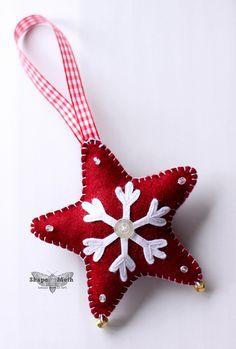 Ornamento para árvore de Natal