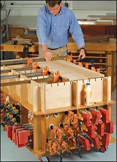 Preview - Convertible Clamping Workstation - Fine Woodworking Article