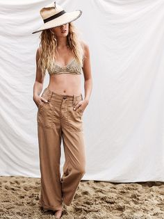 Canyon Cargo Pant from Free People!