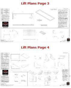 lift plans pages 3-4