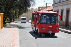 Se levantó el pico y placa para microbuses y colectivos en Tunja