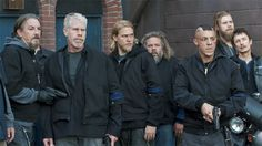 """the show sons of anarchy 