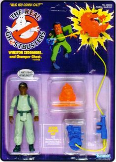 Ghostbusters Toy Archive: Your place for ghostbusters toys since 2003
