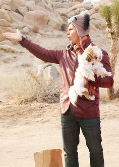 Rockwell in Seven Psychopaths. Seriously one of the funniest movies I have ever seen!