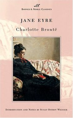 I credit Charlotte Bronte's Jane Eyre with being my introduction to, and my first love of, classic literature.