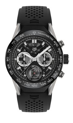 4d4e8ce360d TAG Heuer celebrates its COSC chronometer-certified tourbillon as well as  the new Connected Modular 45 with a charity auction.