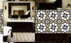 Inspiring tiles