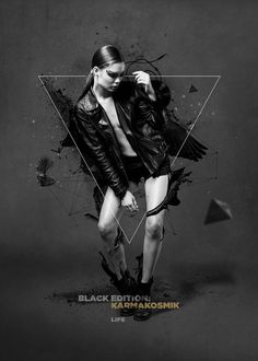 PHOTOGRAPHER: Emre Bozboğa / STUDIO PUNCTUM MODEL: Christine K. & Paulina G. HAIR & MAKEUP ARTIST : Yagmur Karanohut CREATIVE DIRETCOR: Volkan ŞEKER DESIGN: Volkan ŞEKER   #Dark  #Life #darkbeauty #fashion #studio