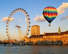 London Eye - Millennium Wheel