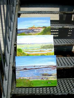 Art at Terschelling Night, Artwork, Painting, Work Of Art, Auguste Rodin Artwork, Painting Art, Artworks, Paintings, Painted Canvas