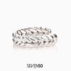 SHINE GOURMETTE LOCKED RING   in silver 925 made in Italy Shop in on http://ift.tt/2n0B2Ek #silver #silver925 #seven50 #seven50jewels #sevenfifty #750 #jewelry #jewels #jewel #fashion #rings #rings #trendy #accessories #love #beautiful #ootd #fashion #style #madeinitaly #italy #accessory #stylish #fashionjewelry