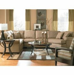 Coco Collection Sectionals Living Rooms