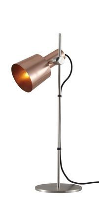 Chester Table lamp - H 57 cm - Adjustable Copper / Steel leg by Original BTC - Design furniture and decoration with Made in Design