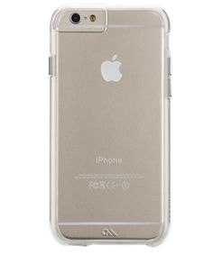 Case-Mate Tough Naked Case iPhone 6 - transparant