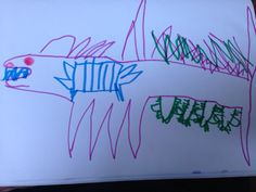 Made by Finney, 5 years old, Artist Of The Day on 07/20/2014 • Art My Kid Made