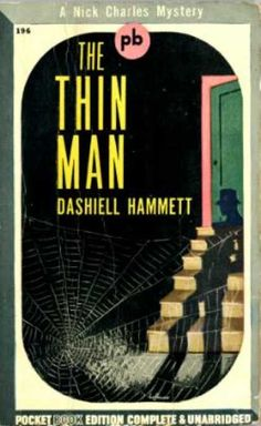 The Thin Man, by Dashiell Hammet One of the *very* few cases in which the movie was better than the book.
