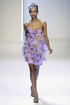 Valentino Spring 2007 Ready-to-wear Collections