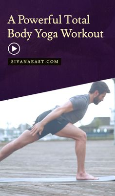 If you're looking to get in awesome shape with yoga, this is your guy!