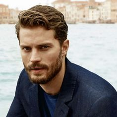 I finally realized what my type of MEN are. On another note, he reminds me of Henry Cavill and Chris Hemsworth: Jamie Dornan 2015 Hairstyles, Wedding Hairstyles, Pinterest Hairstyles, Jamie Dornan, Mens Hairstyle Images, Hollywood Hair, Stud Muffin, Irish Men, Celebs