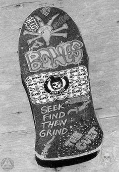 Cab Griptape Art - Cal Skate Relics