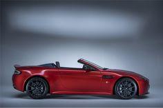 O Aston Martin V12 Vantage S Roadster