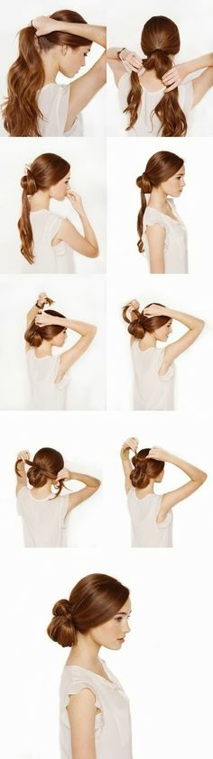 haire tuto ~ Only Fashion