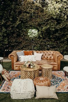 Top 11 Most Glamorous BOHO Wedding Ideas---wedding lounge outdoor backyard wedding BOHO Wedding Ideas Chill Lounge, Boho Lounge, Wedding Lounge, Wedding Ceremony, Party Wedding, Wedding Notes, Wedding Rings, Gypsy Wedding, Dream Wedding