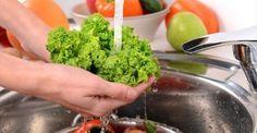 Γιατί τα φρούτα και τα λαχανικά χρειάζονται καλό πλύσιμο και πώς να τα πλύνετε σωστά: http://biologikaorganikaproionta.com/health/232218/